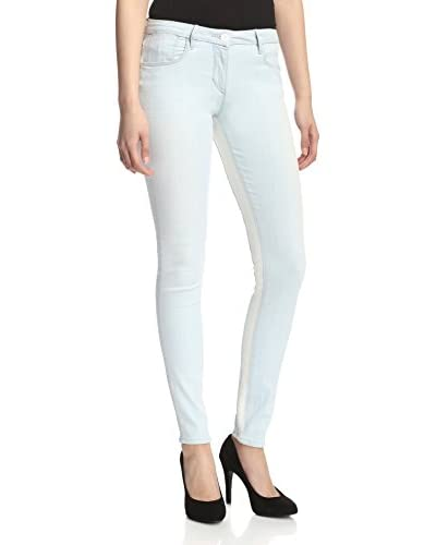 3×1 Women's Contrast Channel Jean