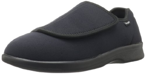 Propet Men's Cush N Foot Shoe,Black,10 3E US (Propet Shoes Mens compare prices)