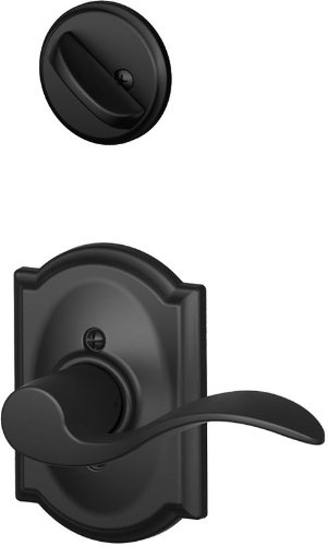 schlage-lock-company-f59acc622camlh-accent-left-handed-interior-pack-lever-set-with-single-cy-matte-