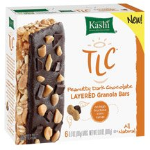 Kashi Kashi Tlc Peanutty Bar 6.70 OZ(Pack of 12)