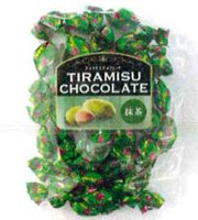 Yuka Premium Matcha Tiramisu Chocolate 80g