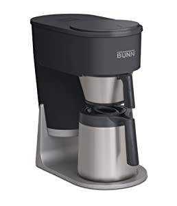 BUNN ST Velocity Brew 10-Cup Thermal Carafe Home Coffee Brewer by Bunn