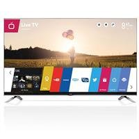 LG 55LB7200 55-inch 1080p 240Hz Cinema Screen 3D LED TV with WebOS Smart TV IPS Panel and Two Pairs of 3D Glasses