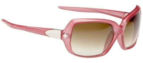 Spy Optic Dynasty Sunglasses - Color: Watermelon/ Bronze Fade