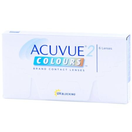 Acuvue 2 Colours Opaques Contact Lenses (6 lenses/box - 1 box)