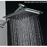 "Akdy Bathroom Chrome Shower Head 8"" A..."