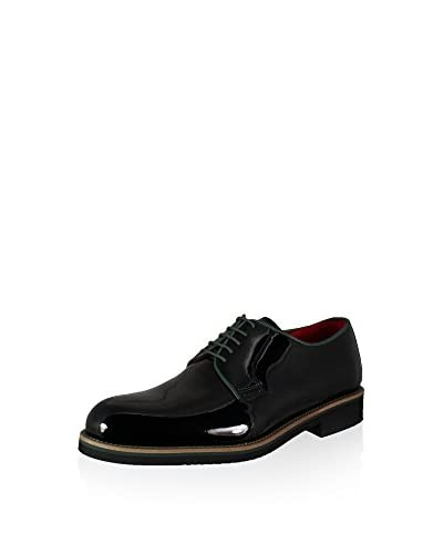 repitte Zapatos derby Negro