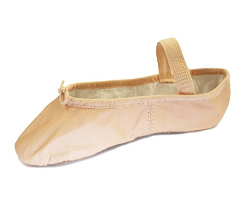 bloch-209-pink-arise-leather-ballet-135s-b-fitting