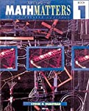 img - for Math Matters Book 1 - Copyright Update book / textbook / text book