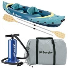 Coleman Clear Creek 2-Person Kayak Combo (Coleman Paddle compare prices)