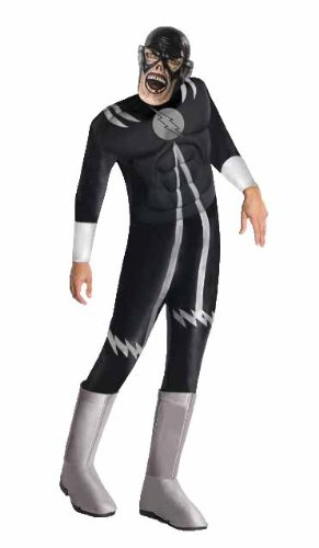 Blackest Night Adult Deluxe Flash Zombie Costume