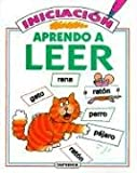 Aprendo a Leer, Iniciacion/I'm Learning to Read/First Books (Spanish Edition)