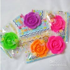 Jelly BeadZTM Growing Roses 10 Assorted Roses, Add Water and Watch them Grow !!