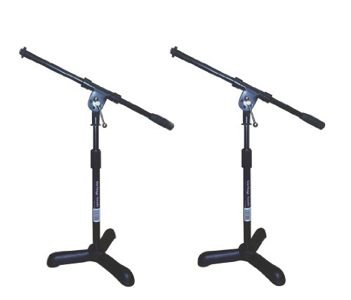 On Stage Stands Ms7311B Kick Drum/Amp Mic Stand - 2 Pack