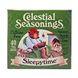 海外直送品 Celestial Seasonings Sleepytime Herb Tea