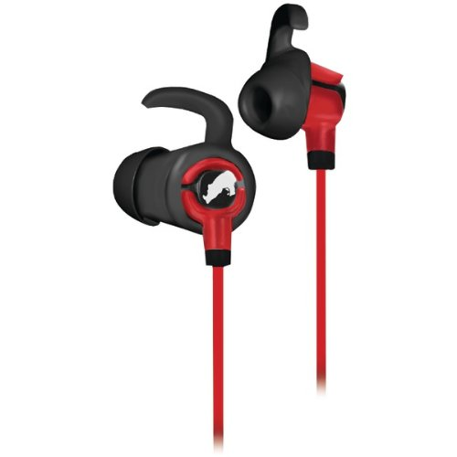 Ecko Unlimited Eku-Edg-Rd Edge Sport Earbuds With Microphone (Red)