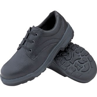 Slipbuster Unisex Safety Shoe / Trainer / Boot Black ...
