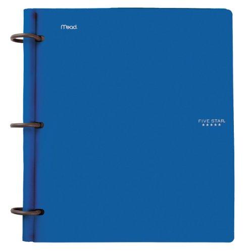 Zipper Binders Discount: Five Star Flex Hybrid NoteBinder