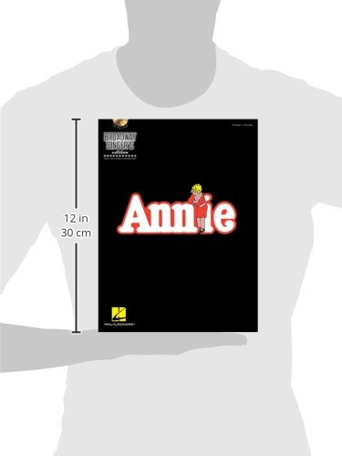 Annie: Broadway Singer's Edition (Vocal Piano)