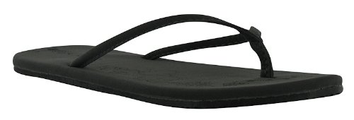 Celia Hang Pu Suede Thong Casual Sandal Hanging Low Womens