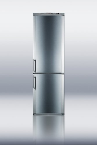 Top Freezer Refrigerator Stainless Steel