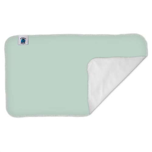 Planet Wise Waterproof Changing Diaper Pad, Sage front-1061908