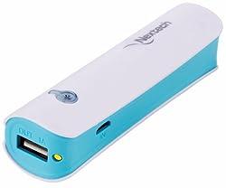 Nextech Universal Power Bank External Battery Charger for iPhone/ Smartphones/ Tablets/ iPad 2800MAH - PB360