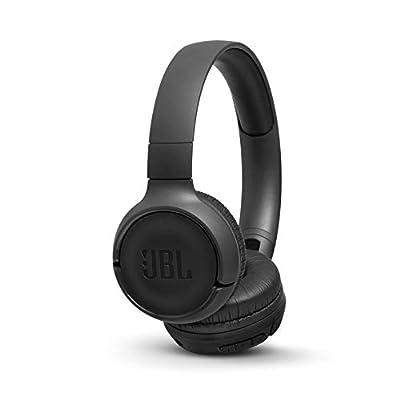 Jbl Tune 500bt Bluetoothヘッドホン 密閉型オンイヤー折りたたみマルチポイント ブラック Jblt500btblk 【国内正規品メーカー1年保証付き】