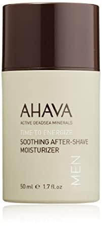 AHAVA Men Soothing After Shave Moisturiser 50 ml