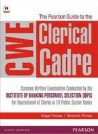 Pearson Guide To The CWE Clerical Cadre (Old Edition)
