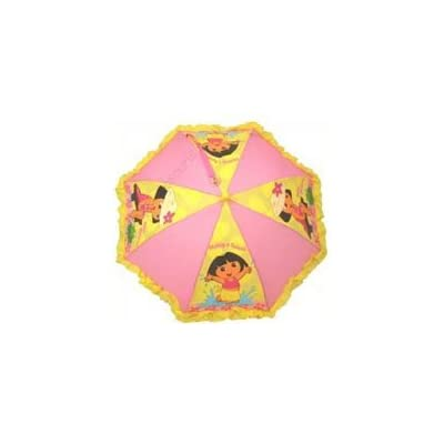 Dora the Explorer 'Making a Splash' Umbrella