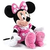 "Disney Minnie Mouse 17"" plush soft cuddle pink doll"