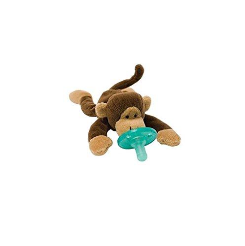 Wubbanub Monkey Infant Pacifier front-592369