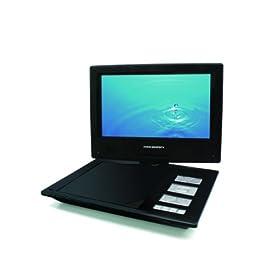 iView 950PDTV 9-Inch 480i TV Combo - Black