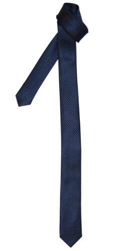 corbata-fina-para-hombres-con-textura-de-rayas-de-retreez-azul-marino