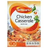 Schwartz Chicken Casserole Recipe Mix 36G