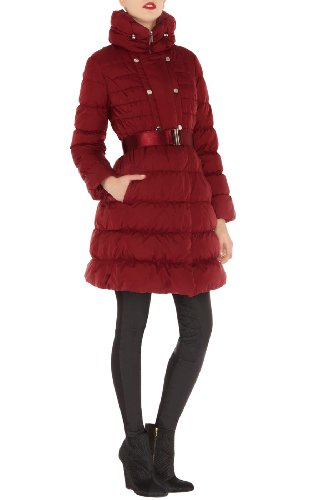 Signature Padded Coat