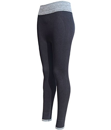 Ravki-Womens-High-Quality-Strechable-Yoga-Pant-Gym-legging-BlackSmall-Medium-Large-Waist-22-to-30-Length-32-to-36