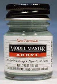 Hellblau Rlm 78 Testors Acrylic Plastic Model Paint