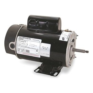 Pump Mtr, Cap St, 2.25 Hp, 3450, 230, 48Y, Odp back-7346
