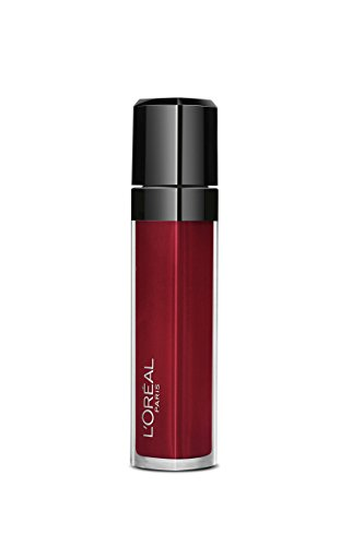 L'Oréal Make Up Designer Paris Infallible Gloss Gloss Labbra, 106 Alerte Rouge