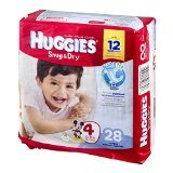 Huggies Snug & Dry Disney Baby Stage 4 Diapers (22-37 lb) - 28 CT - 1
