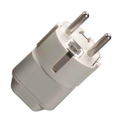 Turkey Grounded Adapter Plug - Gub