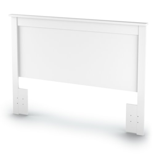 Best Buy! South Shore Vito Collection Full/Queen 54 by 60-Inch Headboard, Pure White