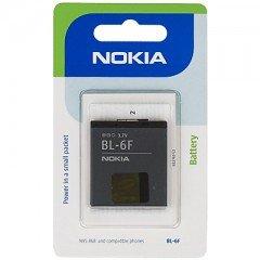 Nokia BL-6F - Cellular phone battery Li-Ion 1200 mAh