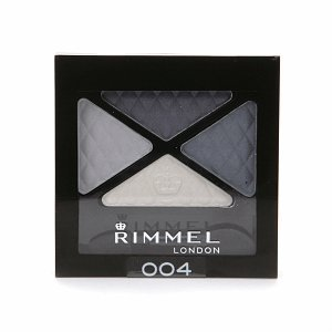 Rimmel Glam Eyes Quad Shadow Smokey Blue
