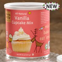 Dancing Deer Vanilla Cupcake Mix