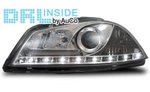 ST100027 Projecteurs avec Feux Diurnes Seat Ibiza/Cordoba (6L)