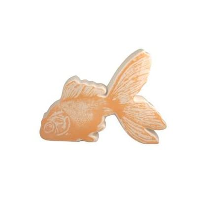 Streamline Goldfish Ceramic Piggy Bank