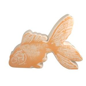 Pictorial Goldfish Coin Bank